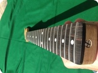 High End Replacement Neck Stratocaster 2015 Natural