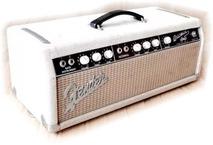 Fender Bassman 6G6 B 1962 Blonde