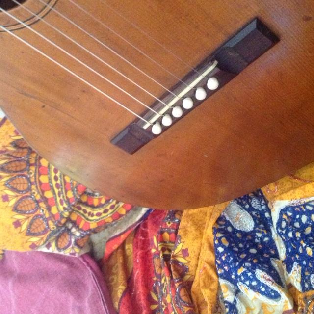 Lyon & Healy Columbus 1915 Guitar