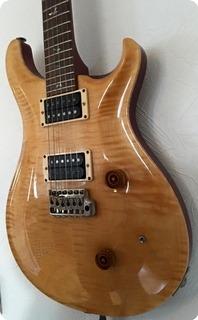 Prs Paul Reed Smith Custom 24 1987 Yellow