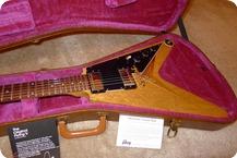 Gibson Flying V 1981 Korina