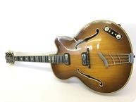 Hfner Guitars Committee 1960 Brunette