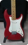 Fender Bullet DeLuxe Made In USA 1981 Fiesta Red