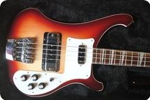 Rickenbacker 4003 2012 Fireglo