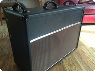 Bedrock BC50 1996 Black With Cloth Grille