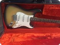 Fender Stratocaster USA Stratocaster 1975 Sunburst