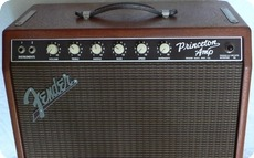 Fender Princeton 1965 Natural Wood Finish