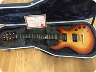 Ruokangas Guitars Duke Special 2003 Honeyburst