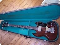 Gibson EB 3 1967 Cherry