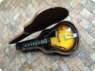 Gibson Es 175 Its History Pl ES 175 1956 Sunburst