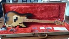 Fender Precision Reissue 57 Fullerton 1982