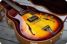 B G Handmade Guitars Little Sister 2016 Tobacco Sunburst