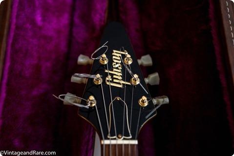 Gibson Flying V Heritage Korina 1981 Natural