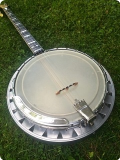 Bacon & Day Wacona Elico Tenor Banjo 1930