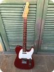 Fender Custom Shop Tribute Muddy Waters 2000 Red