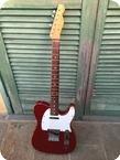 Fender Custom Shop Tribute Muddy Waters 2000 Red