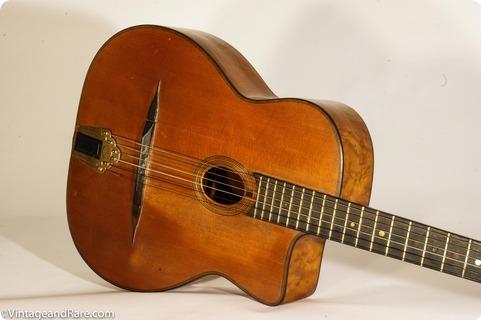 Selmer Maccaferri Gypsy Jazz No.536 1942