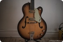 Gretsch 6117 Double Anniversary 1967 Sunburst