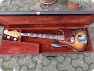 Fender Jazz Bass 1971 Sunburst