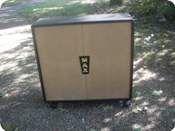 MAX 4x12 Guitar 1966 Black