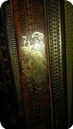 G.Kucler Diatonska Harmonika Handmade Slavic Patern Vintage