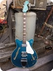 Fender Coronado 1967 Lake Placid Blue