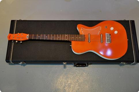 Jerry Jones U2 Orange