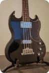 Gibson SG 1984 Black