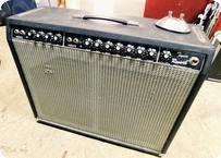 Fender Twin Reverb-Blackface 135-1981
