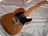 Fender Telecaster Fender 52 Vintage Reissue Tele 1997 Copper