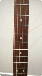 Fender Custom Shop (masterbuilt) 1963 Telecaster Masterbuilt Stephen Stern 2007 Red