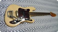 Vox Thunderjet 1968 White