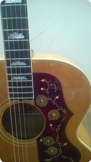 Gibson  J 200 Custom Vintage 1964 Natural
