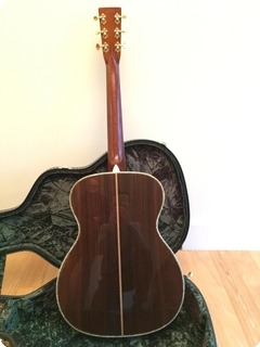 Martin Om 45 Marquis Special Edition 2005 Natural