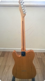 Fender Telecaster Thinline Vintage 1967 Natural