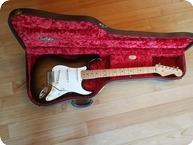 Fender Stratocaster 50th Masterbuilt Danny Galuska 2004 Sunburst