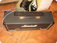 Marshall Super Lead MK2 1978 Black