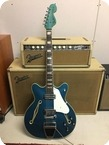 Fender Coronado II 1967 Lake Placid Blue