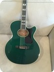 Guild F 65ce RG 1995 Green