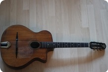 Anastasio Gypsy Guitar Francois 1953 Natural