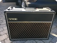 Vox AC30 Top Boost 1965 Black