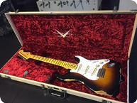 Fender Custom Shop Limited Edition Stratocaster 56 Heavy Relic 2016 2016 Sunburst