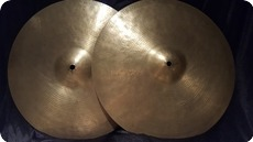 Zildjian 15 Hi Hat Cymbals 1959