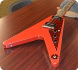 Gibson Custom Shop 1959 Flying V Reissue WP90 2016 Cardinal Red