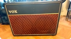 Vox AC30 1963 Black Red