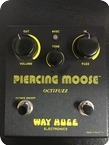 Way Huge Piercing Moose 1998 Black