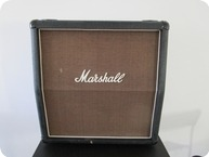 Marshall 4x10 1965A Cabinet Original G10L 35 Speakers 1965A Brown And Black