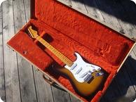 Fender Stratocaster 57 AVRI Fullerton American Vintage Reissue 57 1984 Sunburst