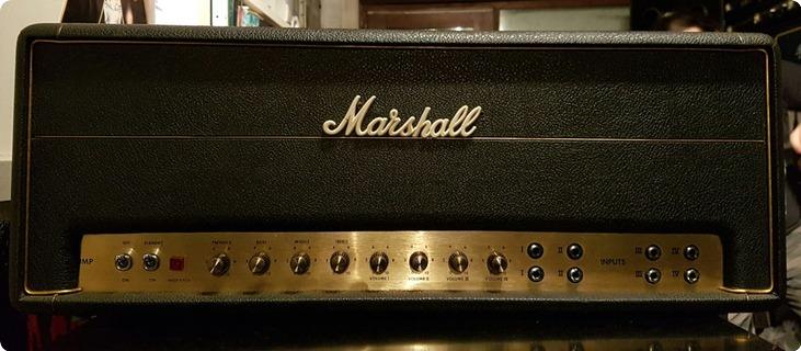 Marshall Jmp Super Pa Model 1968 1968