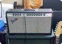 Fender Dual Showman Reverb 1975 Silverface